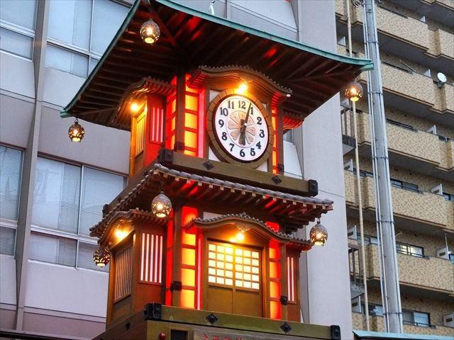 時計台 松山